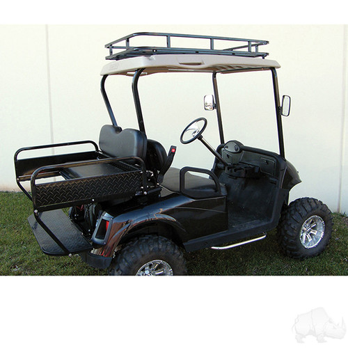 Roof Rack, EZGO RXV Golf Carts