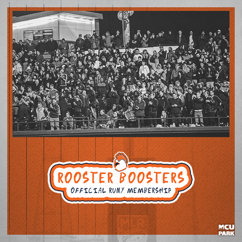 """2020 RUNY """"Rooster Booster"""" Membership"""