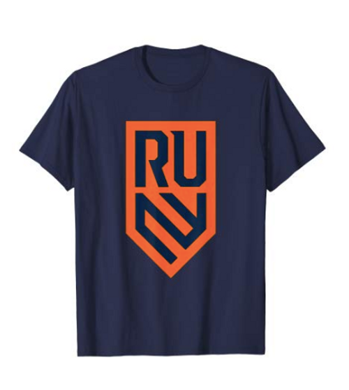 2019 Rugby United NY Navy T-Shirt