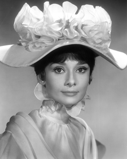 AUDREY HEPBURN  | PHOTO BAW10292