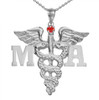 Medical Assistant MA Graduation Charm | Pinning Ceremony Gifts