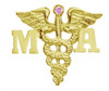 Medical Assistant MA Pin