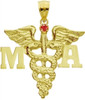 Medical Assistant MA Charm