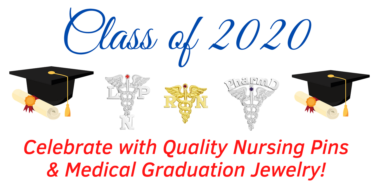 Nursing Pins & Nurse Jewelry