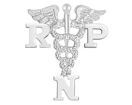 RPN Nursing Pins and Jewelry in Silver