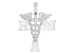 RMA Registered Medical Assistant Graduation Charms