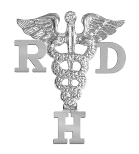 Registered Dental Hygienist pins for pinning ceremony graduations and gifts. These RDH pins are the prefect gift for your favorite dentist.