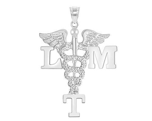LMT Licensed Massage Therapist Graduation Pins, Charm and Necklace