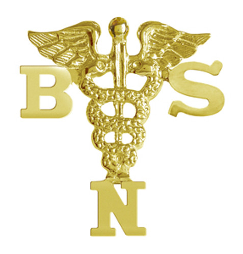 BSN Nursing Pin | Bachelor of Science in Nursing Graduation