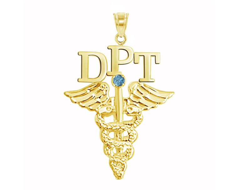 DPT Doctor of Physical Therapy Graduation Charms
