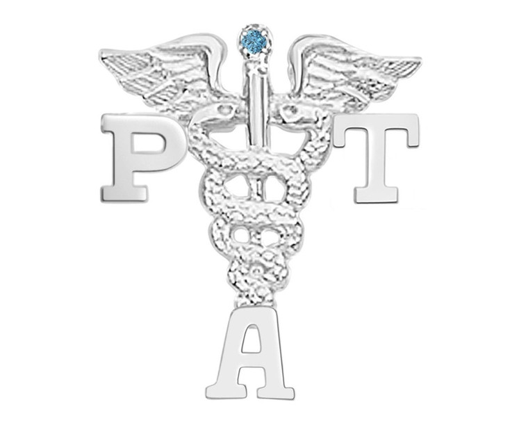 PTA Physical Therapist Assistant Graduation Pins