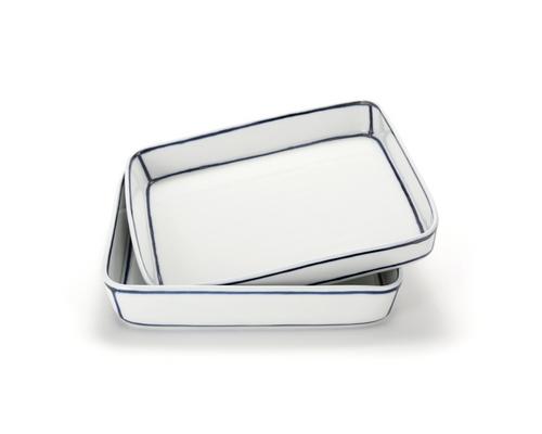 Diningware Handmade Ceramics Square Dish in Largei size