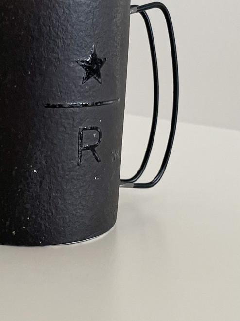 Retro Starbucks Reserve Mug By artist Hyun sang Wha made in Korea