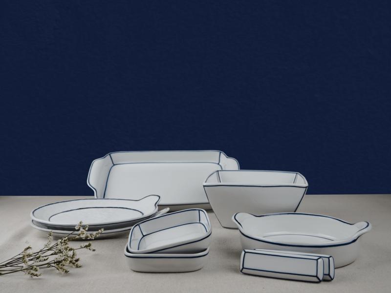 Handmade Ceramic Housewarming Gift Set by Kim Seok Binn