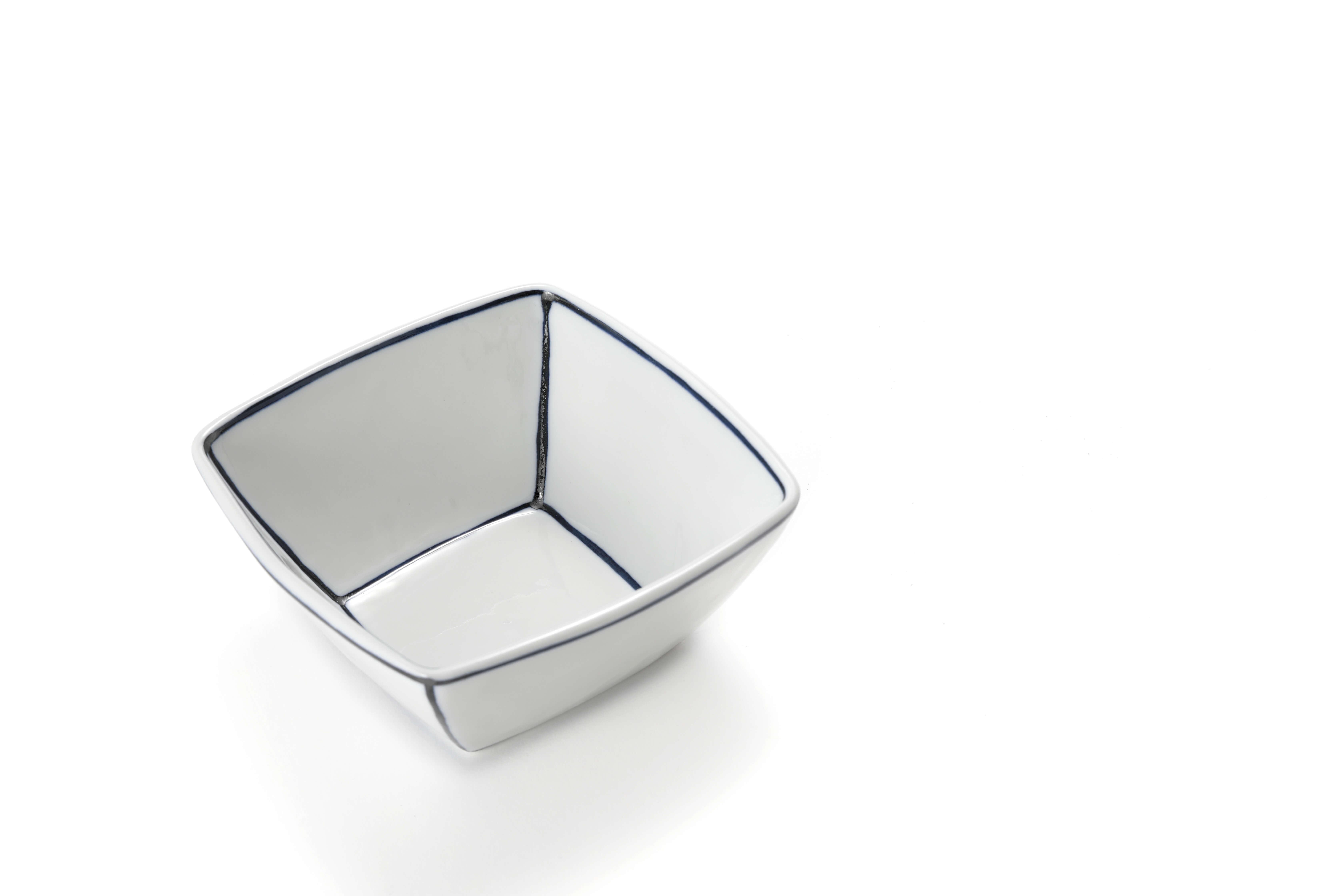 Handmade Ceramic Square Salad Bowl