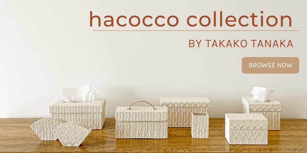hacocco collection by Takako Tanaka
