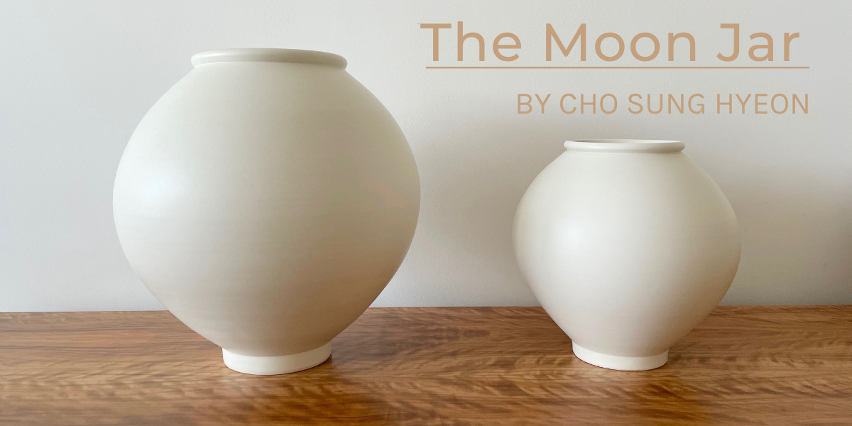 The Moon Jar by Cho Sung Hyeon