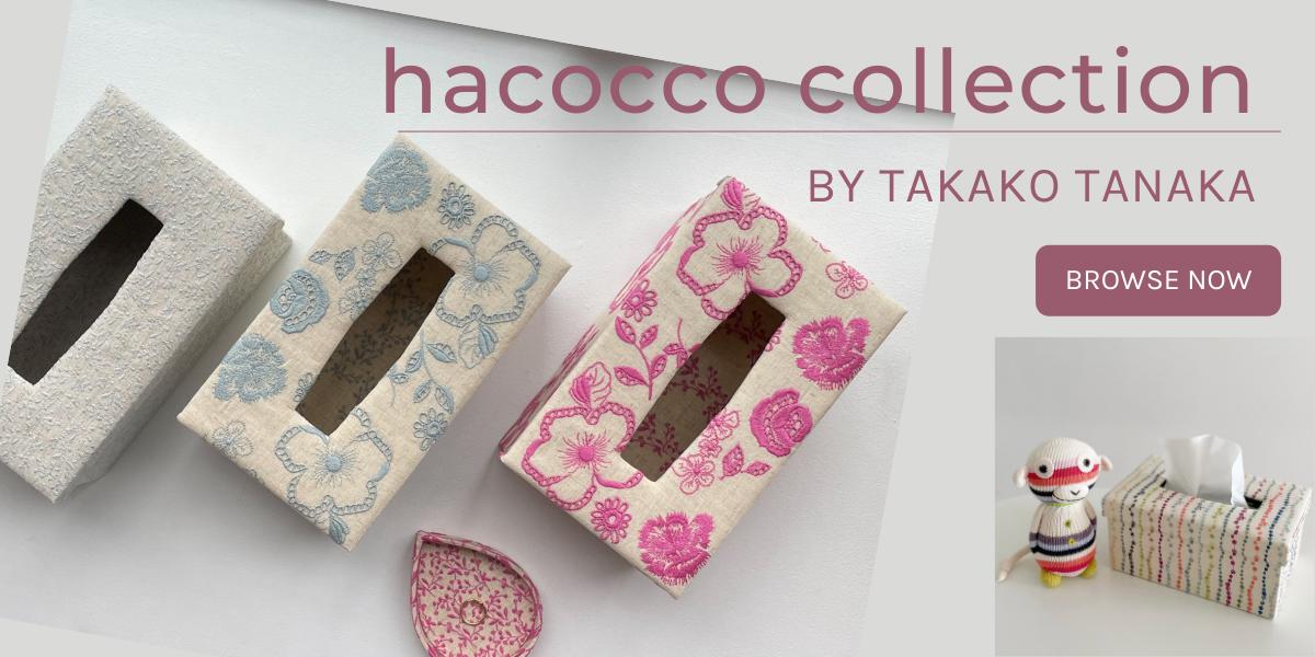 hacocco collection by Takako Tanaka