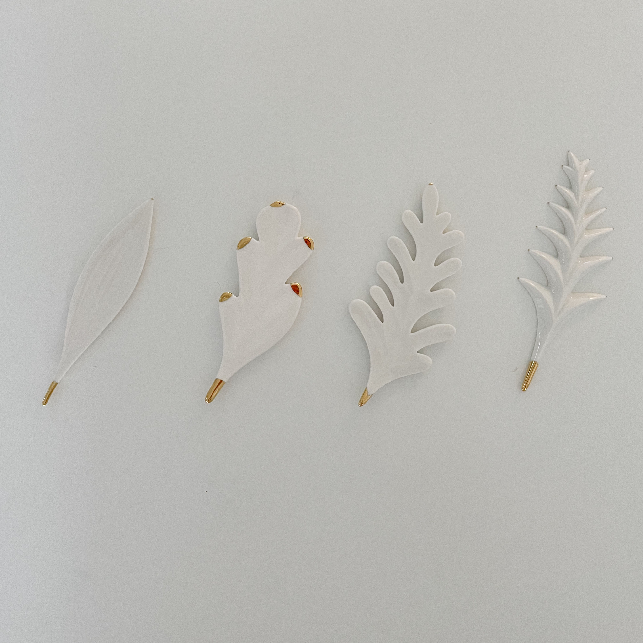Botanic Chopstick Rest by Jung So Young w