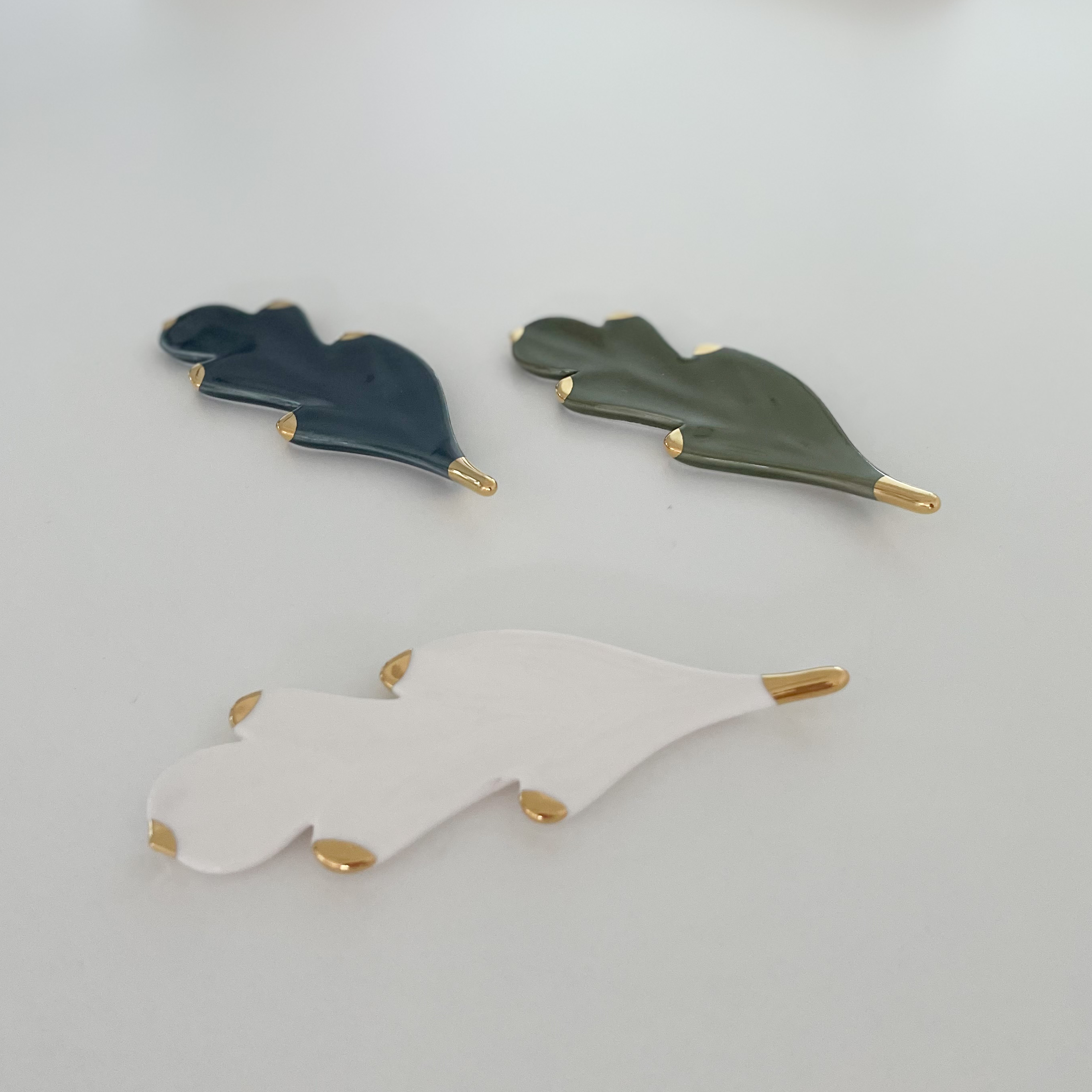 Botanic Chopstick Rest by Jung So Young f