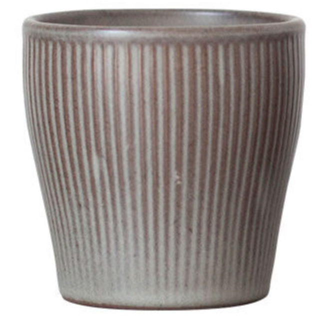 Onseo Ceramic Cup in Taupe