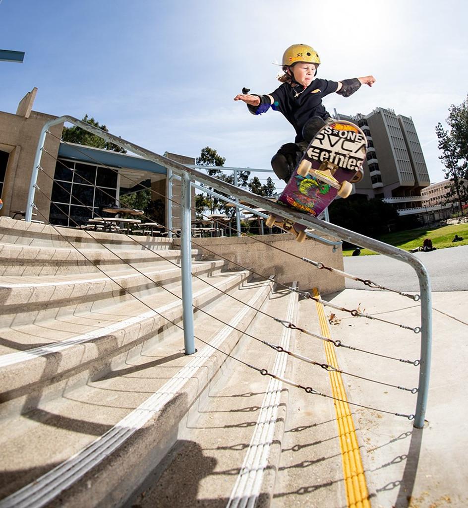 Wyatt Hammond B/S Board Slide