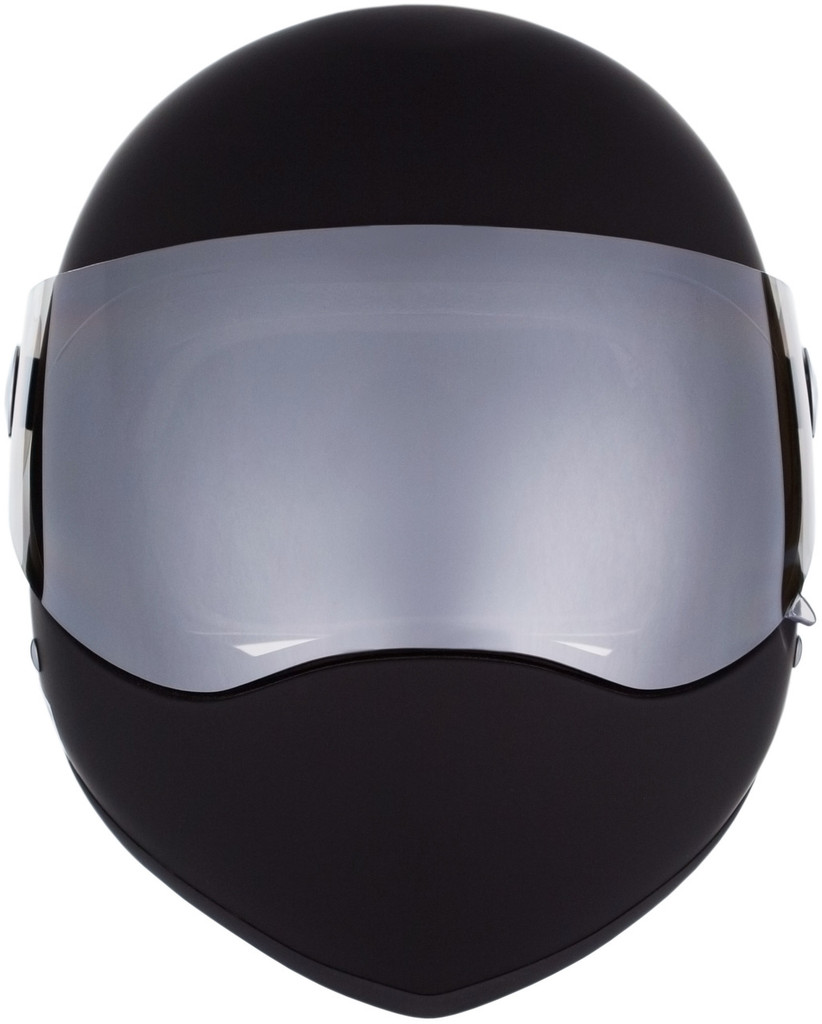 Black Matte Mirror Visor | S1 Lifer Full Face Helmet Specs: • Specially formulated EPS Fusion Foam • Certified Multi-Impact (ASTM) • Certified High Impact (CPSC) • 5x More Protective Than Regular Skate Helmets • Deep Fit Design