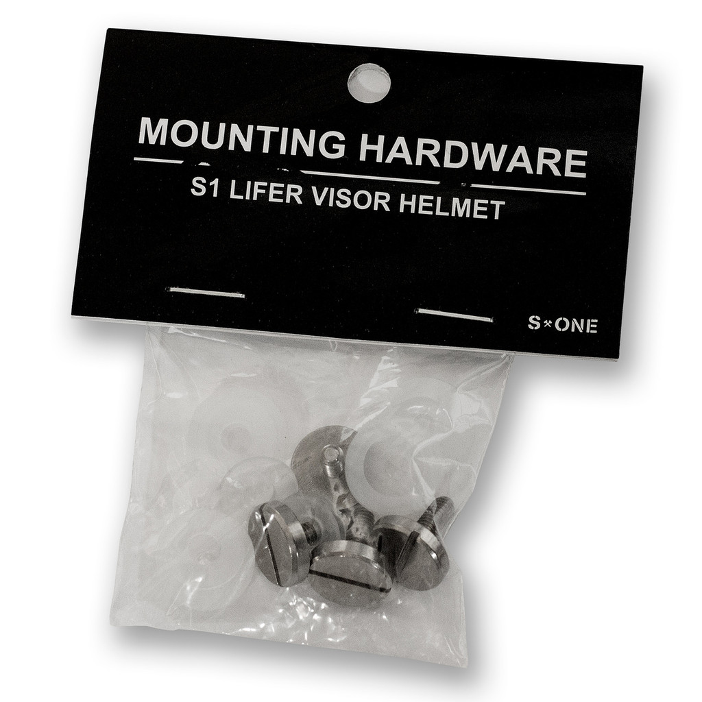 S1 Lifer Visor Hardware Kit