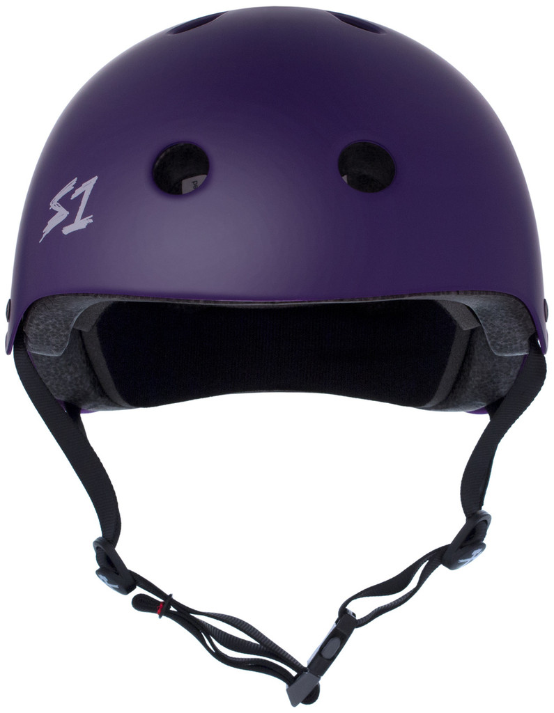 S1 Mega Lifer Helmet Specs: • Specially formulated EPS Fusion Foam • Certified Multi-Impact (ASTM) • Certified High Impact (CPSC) • 5x More Protective Than Regular Skate Helmets • Deep Fit Design