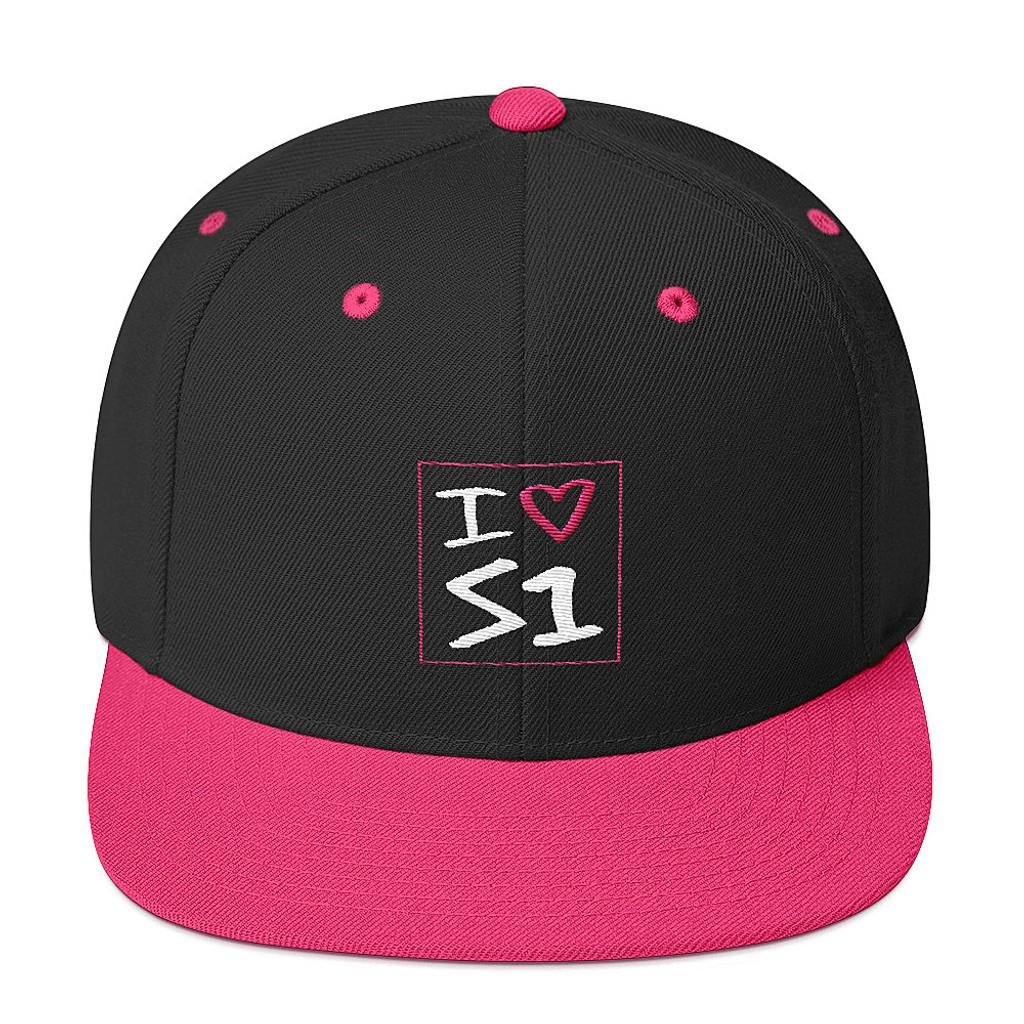 S1 Helmet Co - Heart Shaped Box - Snapback Hat