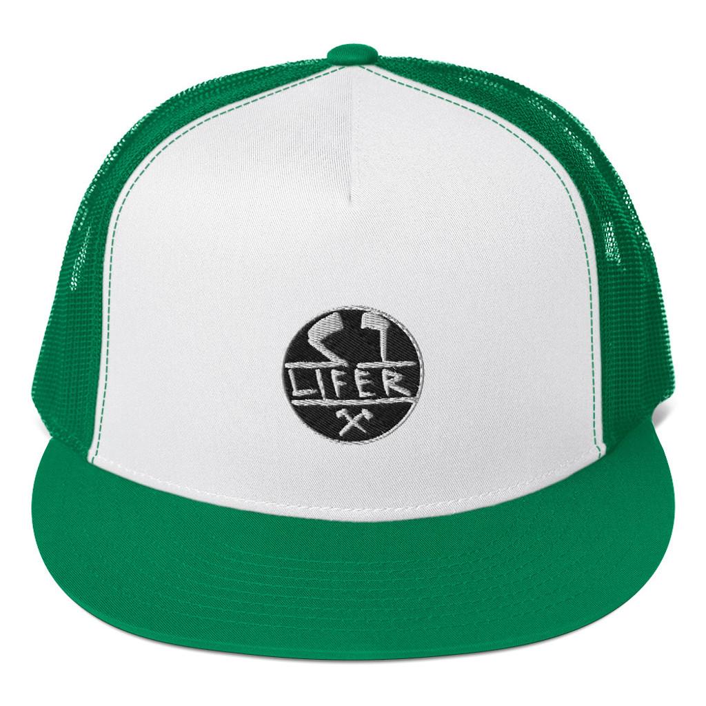 S1 HELMET CO - S1 LIFER TRUCKER HAT