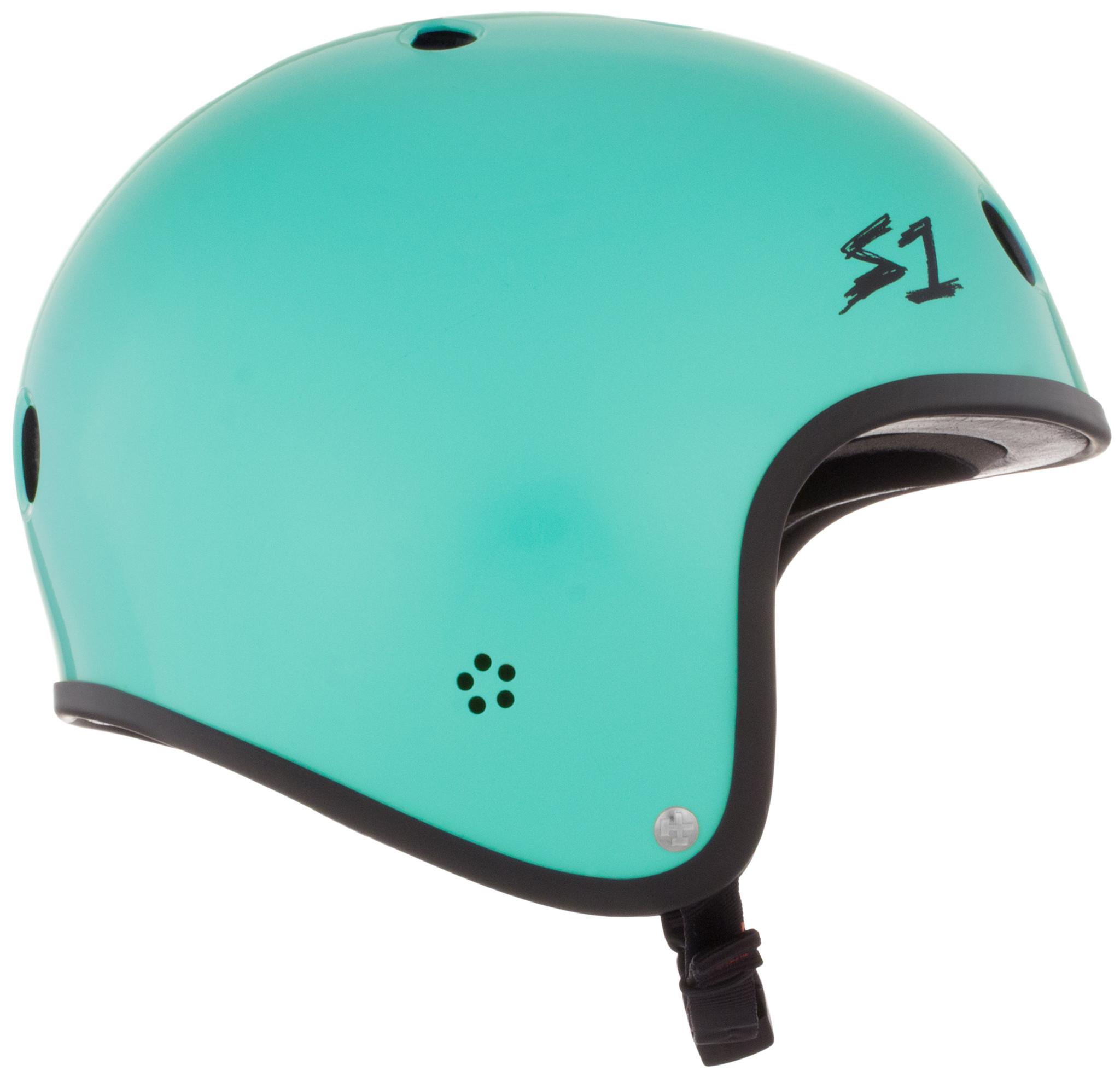 Lagoon Gloss S1 Lifer Multi Impact Helmet