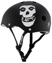 S1 Lifer Helmet - Misfits - Black Matte