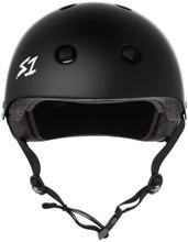 S1 Mega Lifer Helmet - Black Matte