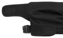 Articulated Butterfly Back Flaps for secure fit and increased mobility