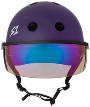 S1 Lifer Visor Helmet - Gen 2 -  Purple Matte