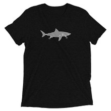 S1 Helmet Co - SharkBoard - Tri-Blend T-Shirt