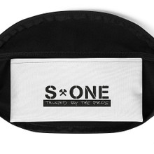 S1 Helmet Co - 3D Logo - Fanny Pack