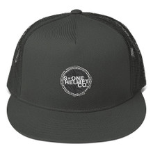 S1 Helmet Co - Circle Checker - Mesh Back Snapback