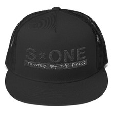 S1 Helmet Co - Trusted By The Pros - Trucker Cap