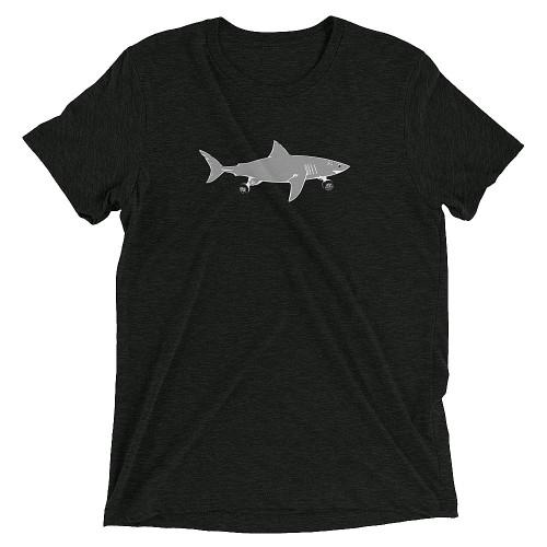 S1 Helmet Co - SharkBoard - Tri-Blend T-Shirt