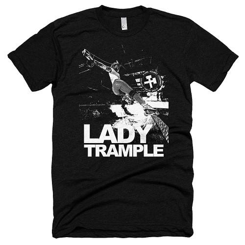S1 Helmet Co - Lady Trample - 50/50 T-Shirt
