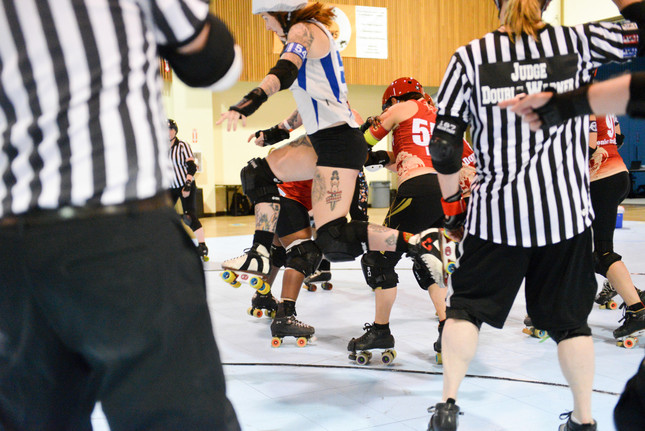 Lady Trample  Hit Squad TV Highlight Reel