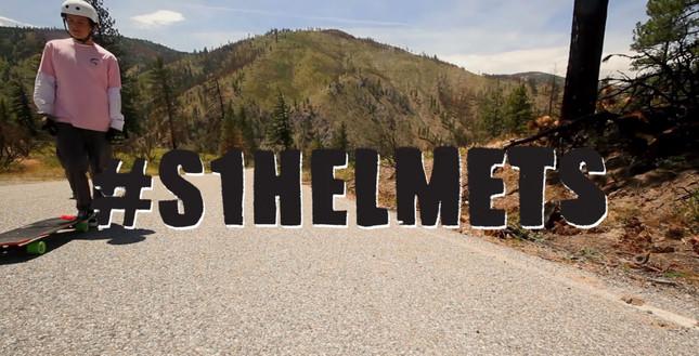 Cole Trotta / Downhill Skateboarding / Meteor
