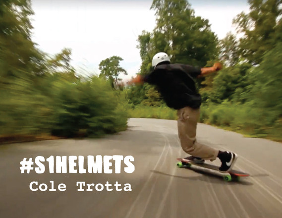Cole Trotta / Downhill Skateboarding / North Carolina