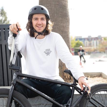 Corey Walsh   S1 Lifer BMX Helmet