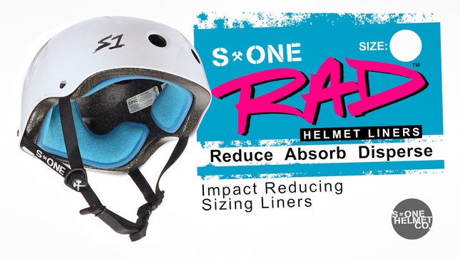 S1 RAD Liners - Impact Reducing Sizing Liners