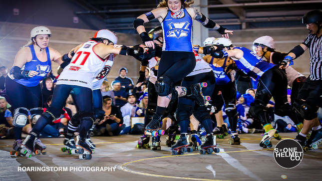 "S1 x Roller Derby Diaries:  Season 2 ""Lady Trample – Champs Retrospective"" Episode"