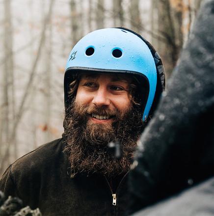 William Royce     S1 Retro Lifer Skateboard Helmet