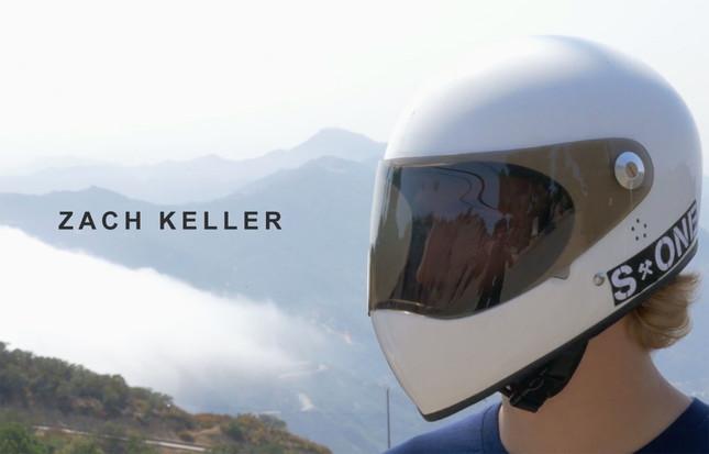 Zach Keller / S1 Lifer Fullface Helmet
